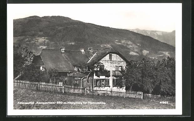 Bild zu AK Hönigsberg, Al...