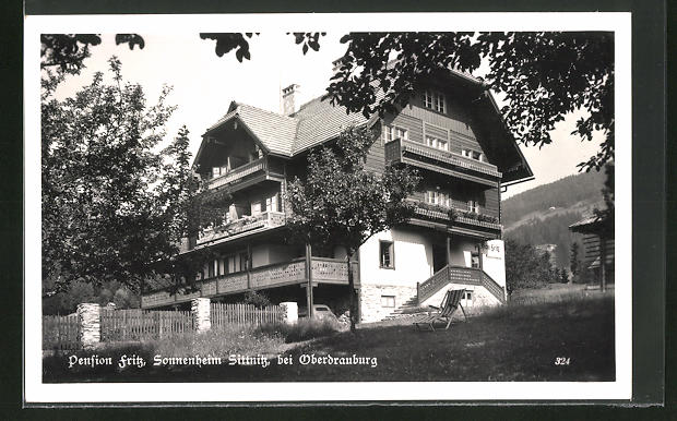 AK Sittnitz, Pension Fritz, Sonnenheim
