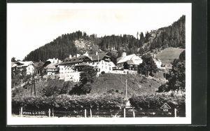 AK Pichl a. d. Enns, Teilansicht der Ortschaft
