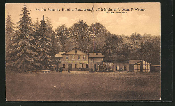 AK Aumühle, Prohl's Hotel