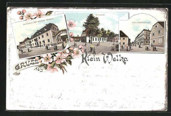 9ccba1f41b6 Lithographie Klein Welka