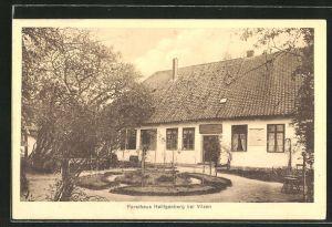 AK Vilsen, Gasthaus Forsthaus Heiligenberg