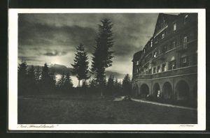 AK Schwäb. Gmünd, Erholungsheim Schönblick