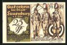 Bild zu Notgeld Lauenburg...