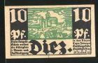 Bild zu Notgeld Diez 1919...