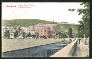 AK Sarajewo, Appel Quai Partie / Appelova obala