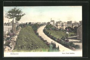 AK Melbourne, Yarra Park Gardens
