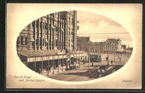 AK Pretoria, Church Street and Market Square
