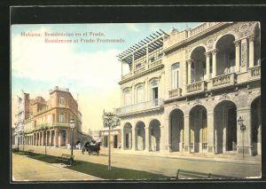 AK Habana, Residencias en el Prado, Residences at Prado Promenade