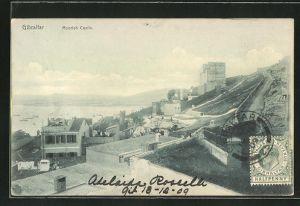 AK Gibraltar, Moorish Castle