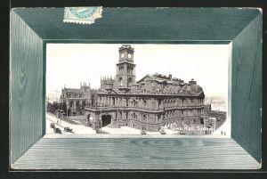 AK Sydney, the Town Hall