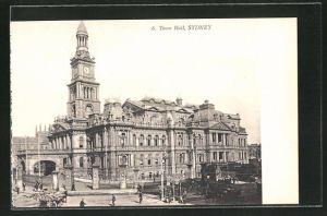 AK Sydney, Town Hall