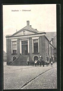 AK Oldenzaal, Stadhuis & Kinder