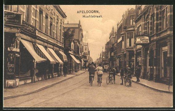 AK Apeldoorn, Hoofdstraat 0