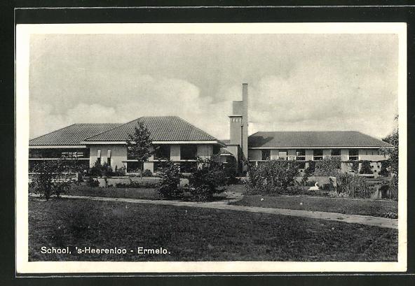 AK Ermelo, School , 's-Heerenloo 0