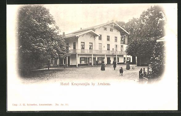 AK Arnhem, Hotel Krayestejin 0
