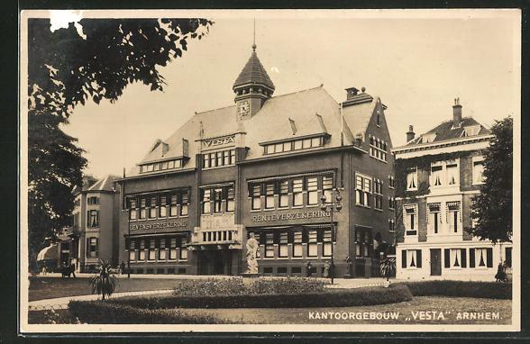 AK Arnhem, Kantoorgebouw