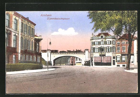 AK Arnhem, Zijpendalschepoort 0