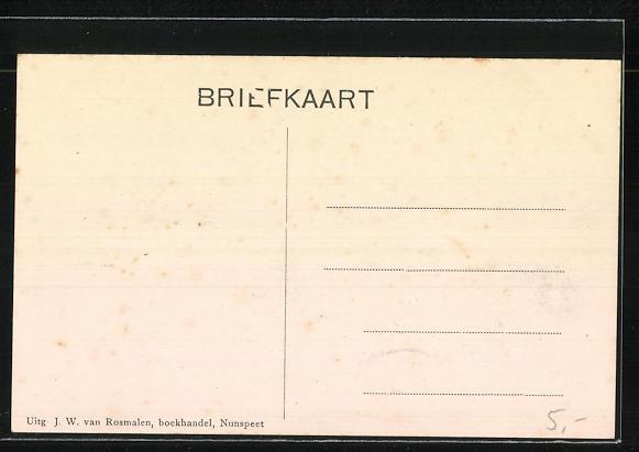 AK Nunspeet, Eperweg, Hotel-Pension