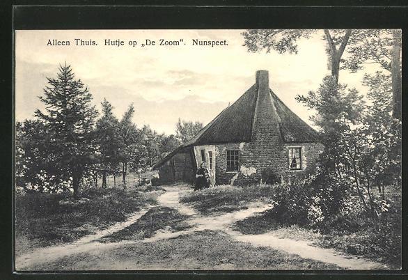 AK Nunspeet, Alleen Thuis, Hutje of