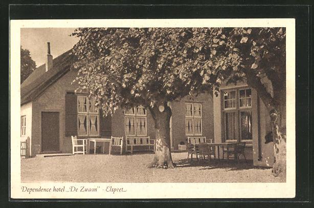 AK Elspeet, Dependence hotel