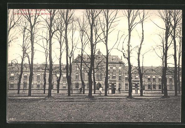 AK Nijmegen, Infanterie Kazerne, Groesbeekse weg 0