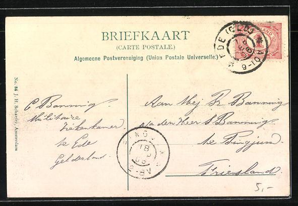 AK Nijmegen, Infanterie Kazerne, Groesbeekse weg 1