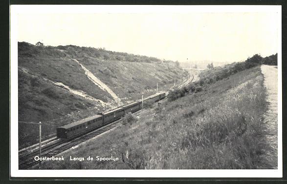 AK Oosterbeek, Langs de Spoorlijn