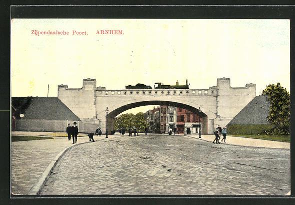 AK Arnhem, Zijpendaalsche Poort 0