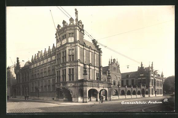 AK Arnhem, Gemeentehuis 0