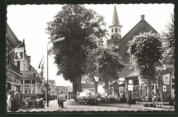 AK Nunspeet, Dorpsstraat 0