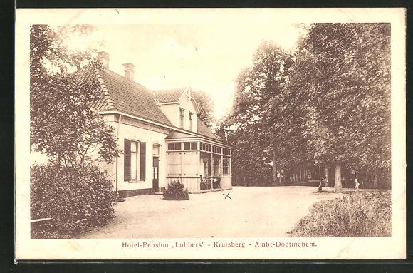 AK Kruisberg, Hotel-Pension