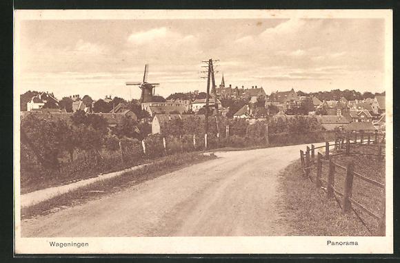 AK Wageningen, Panorama 0