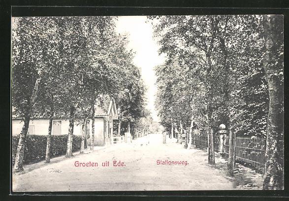 AK Ede, Stationsweg 0