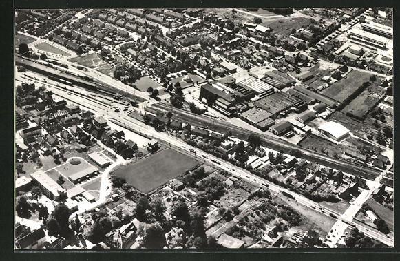 AK Dieren, Luftbild vom Ort 0