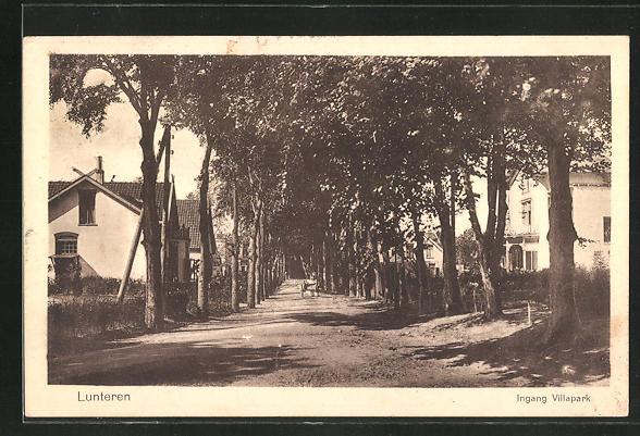 AK Lunteren, Ingang Villapark 0