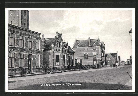 Bild zu AK Honselersdijk,...