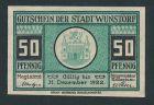 Bild zu Notgeld Wunstorf ...