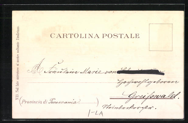 Lithographie Roma, Castel S. Angelo, Angler am Tiber, Blick zur Kuppel des Petersdoms 1