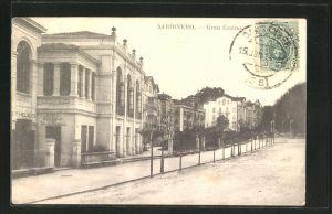AK Sardinero, Restaurant Gran Casino