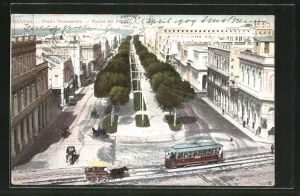 AK Habana, Prado Promenade, Paseo del Prado