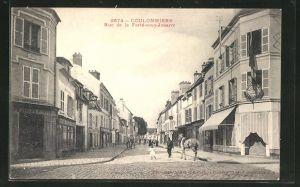 AK Coulommiers, Rue de la Ferte-soug-douarre