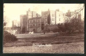 AK Chillingham, Chillingham Castle