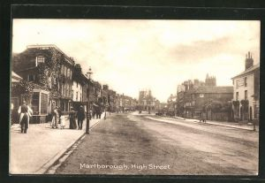 AK Marlborough, View of High Street