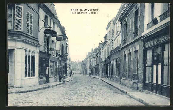 AK Pont-Sainte-Maxence, Rue Charles-Lescot