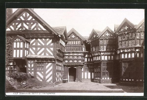 AK Congleton, Old Moreton Hall 0