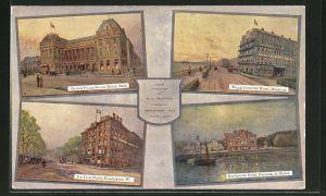 AK Bath, Grand Pump Room Hotel, Royal Crescent Hotel, De Vere Hotel, Esplanade Hotel