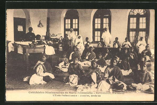 AK Bangalore, Catechistes-Missionnaires de Marie-Immaculee, Ecole
