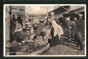 AK Sarajewo, Auf dem Markt
