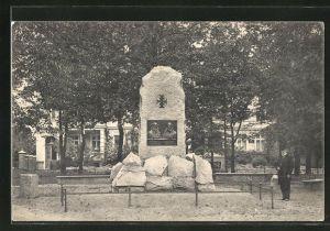 AK Neuruppin, Enthüllung des Jahn-Loose-Denkmals am 24. September 1911